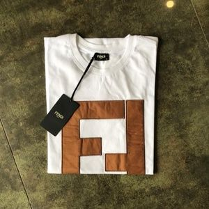 Fendi Roma Casual Cotton Shirt